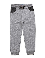 230 -Pants Sweat - GREY MELANGE