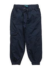 264 -Pants Twill - BLACK IRIS