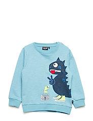 Sweatshirt LS - DELPHINIUM BLUE