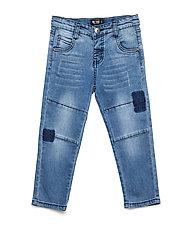 Jeans - BLUE DENIM