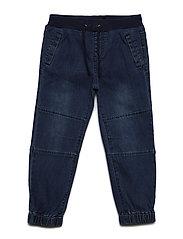 Pants Denim - BLUE DENIM