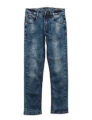 "233 -Jeans ""Champ"" - BLUE DENIM"