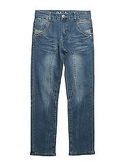 447 -Jeans - Blue Denim