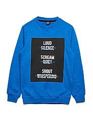 Sweatshirt LS - PRINCESS BLUE