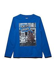 T-shirt LS - PRINCESS BLUE