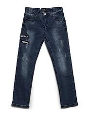 Jeans -Regular - BLUE DENIM