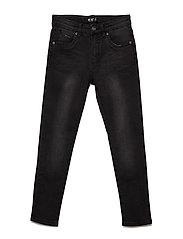 Jeans -Slim - GREY DENIM