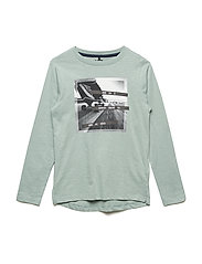 T-shirt LS - CHINOIS GREEN