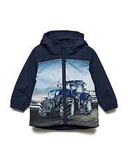 Kids Jacket Tractor - DRESS BLUES