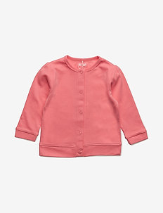 300 -Cardigan - STRAWBERRY PINK