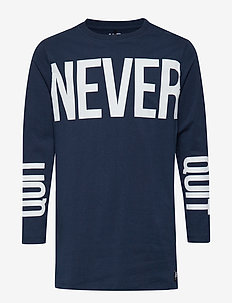 T-shirt LS Long - DRESS BLUES