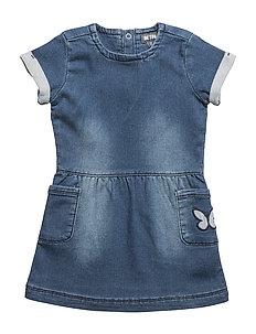 467 -Dress SS - Blue Denim