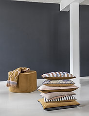 Mette Ditmer - ATELIER cushion, with filling - kuddar - bird/tobacco - 2
