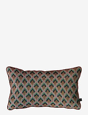 Mette Ditmer - ATELIER cushion, with filling - kuddar - spectrum/light green - 2
