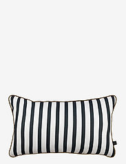 Mette Ditmer - ATELIER cushion, with filling - kuddar - stripe/tobacco - 2