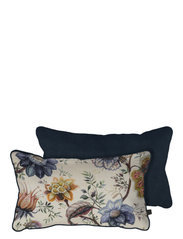 ATELIER cushion, with filling - FLOWER MIX