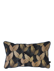 ATELIER cushion, with filling - GOLDEN LEAVES