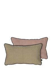 ATELIER cushion, with filling - RETRO/ROSE