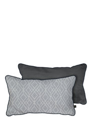 ATELIER cushion, with filling - TAPESTRY GREY