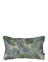 ATELIER cushion, with filling - TROPIC BLUE