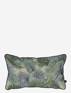 ATELIER cushion, with filling - kissen - tropic blue