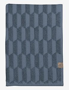 GEO Towel - handdukar - slate blue