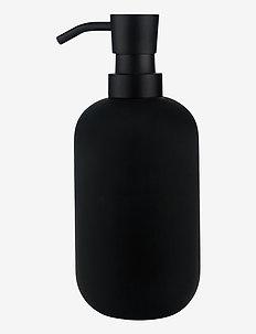 LOTUS Dispenser - bathroom accessories - black
