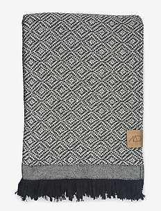 MEZZOFORTE Throw - viltit - black