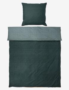 SHADES Bed set - sengesæt - pine green