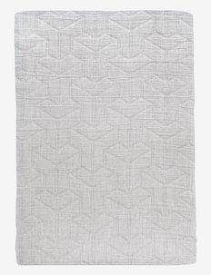 TRIO  Bed cover - päiväpeitto - light grey