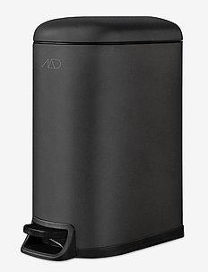 WALTHER pedal bin - toalettborstar & hinkar - black