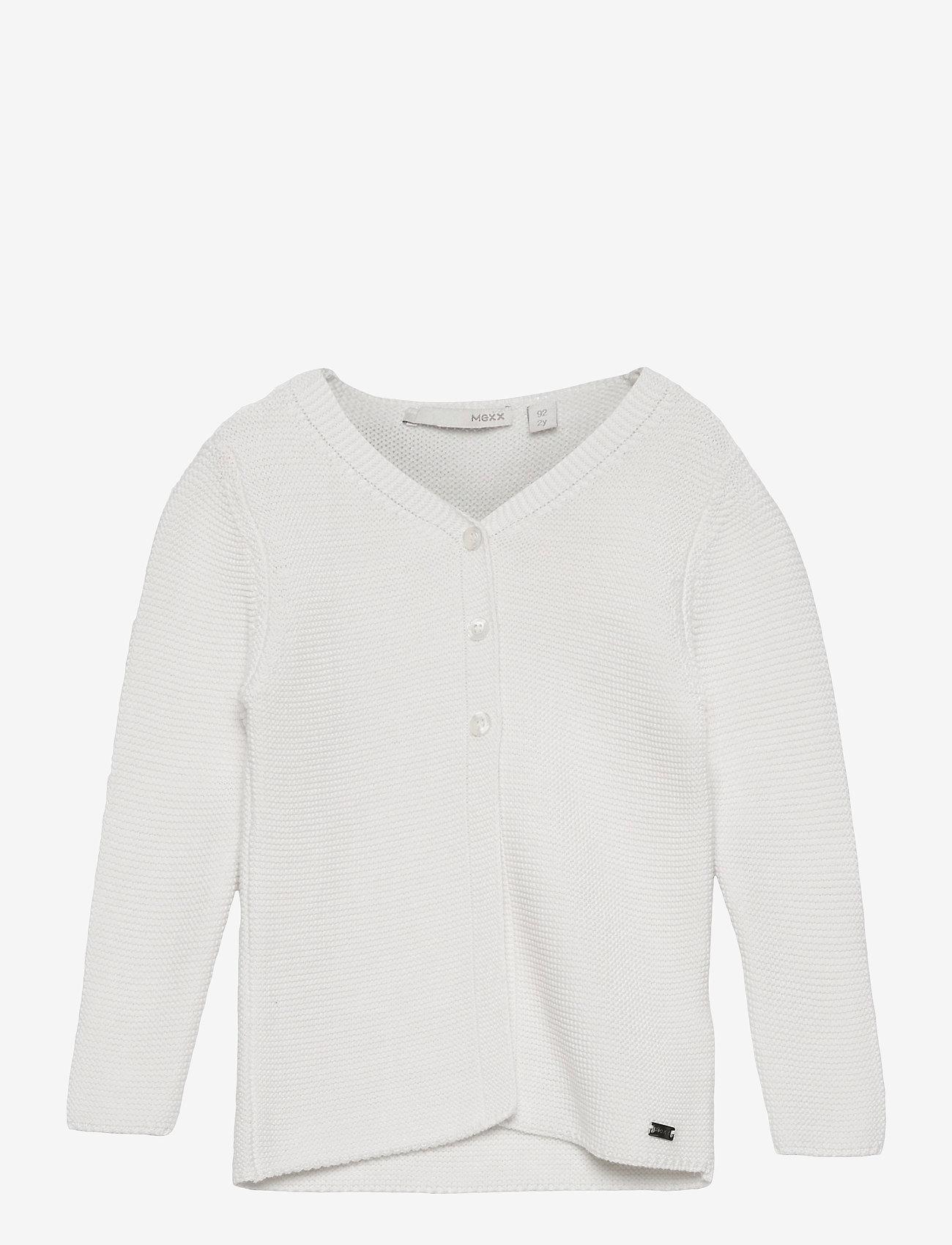 Mexx - Cardigan - gilets - marshmallow (off white) - 0