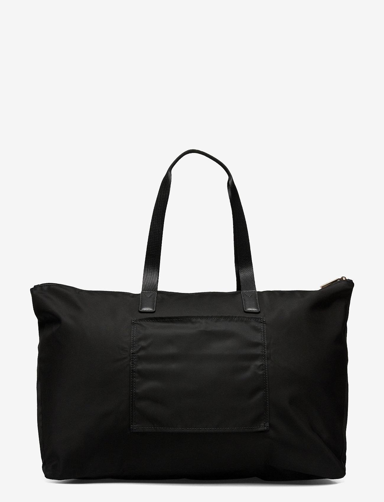 Michael Kors - LG PACKABLE TOTE - tote bags - black - 1