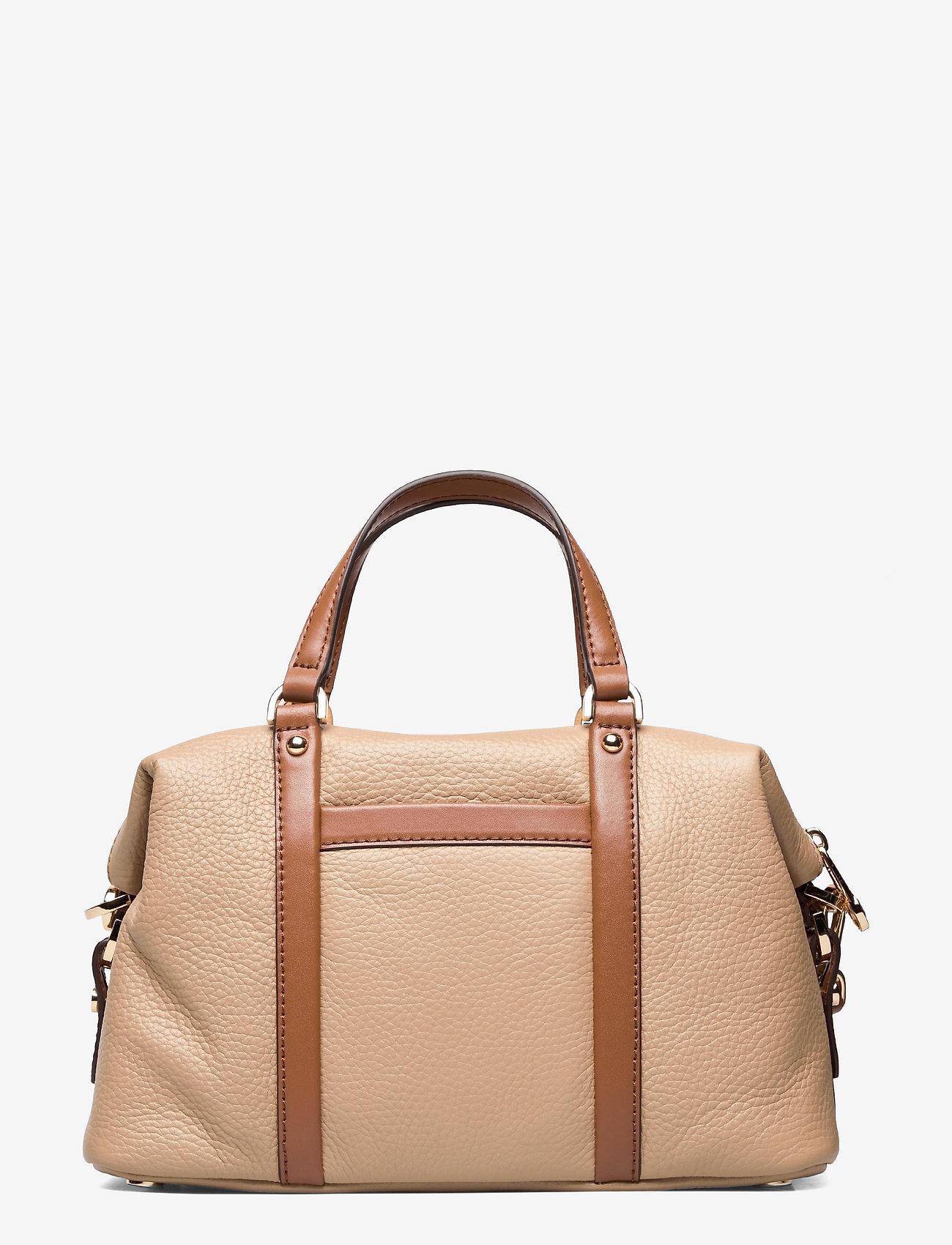Michael Kors - SM SATCHEL - shoulder bags - camel multi - 1