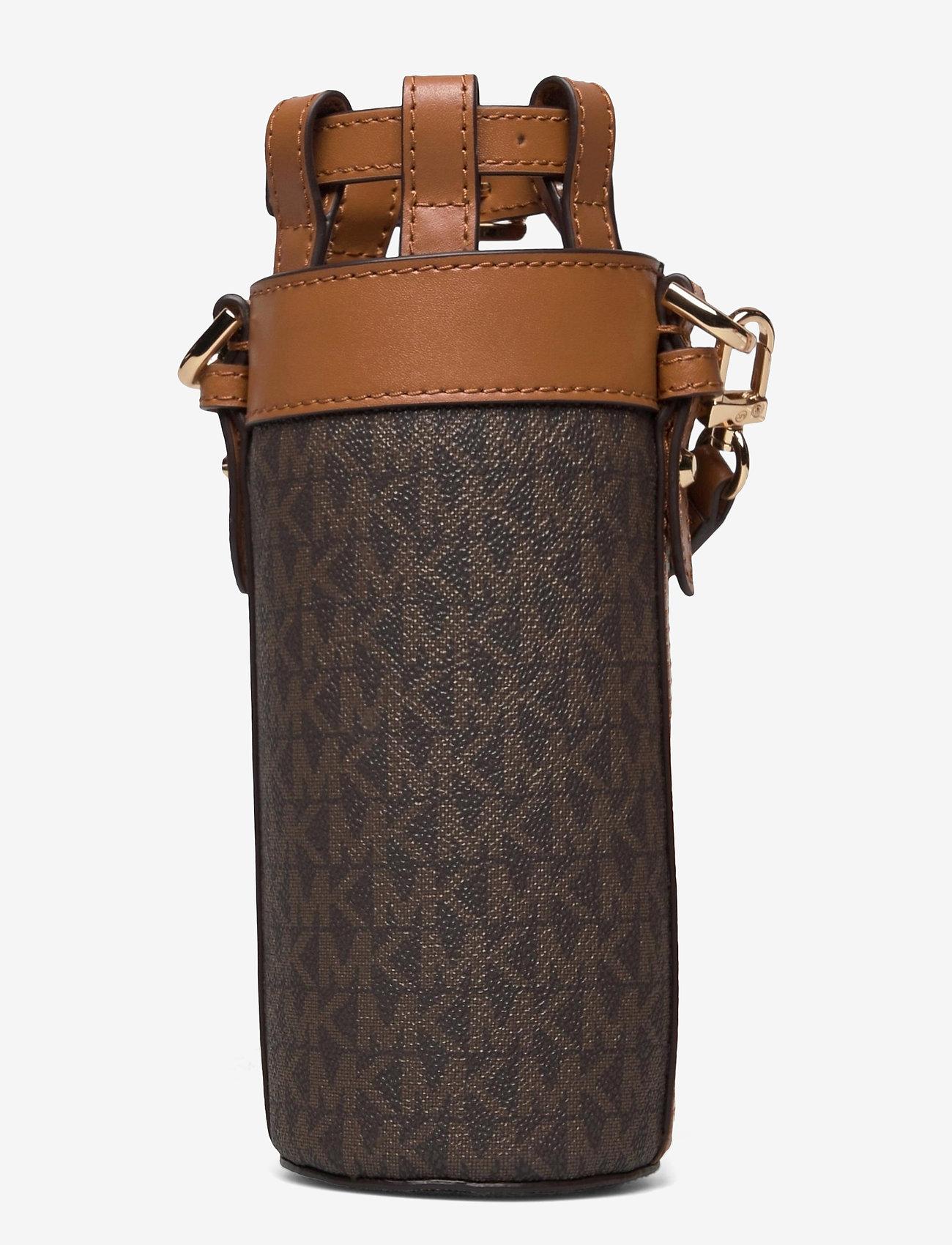Michael Kors - LG BOTTLE HOLDER - vannflasker og termoser - brn/acorn - 1