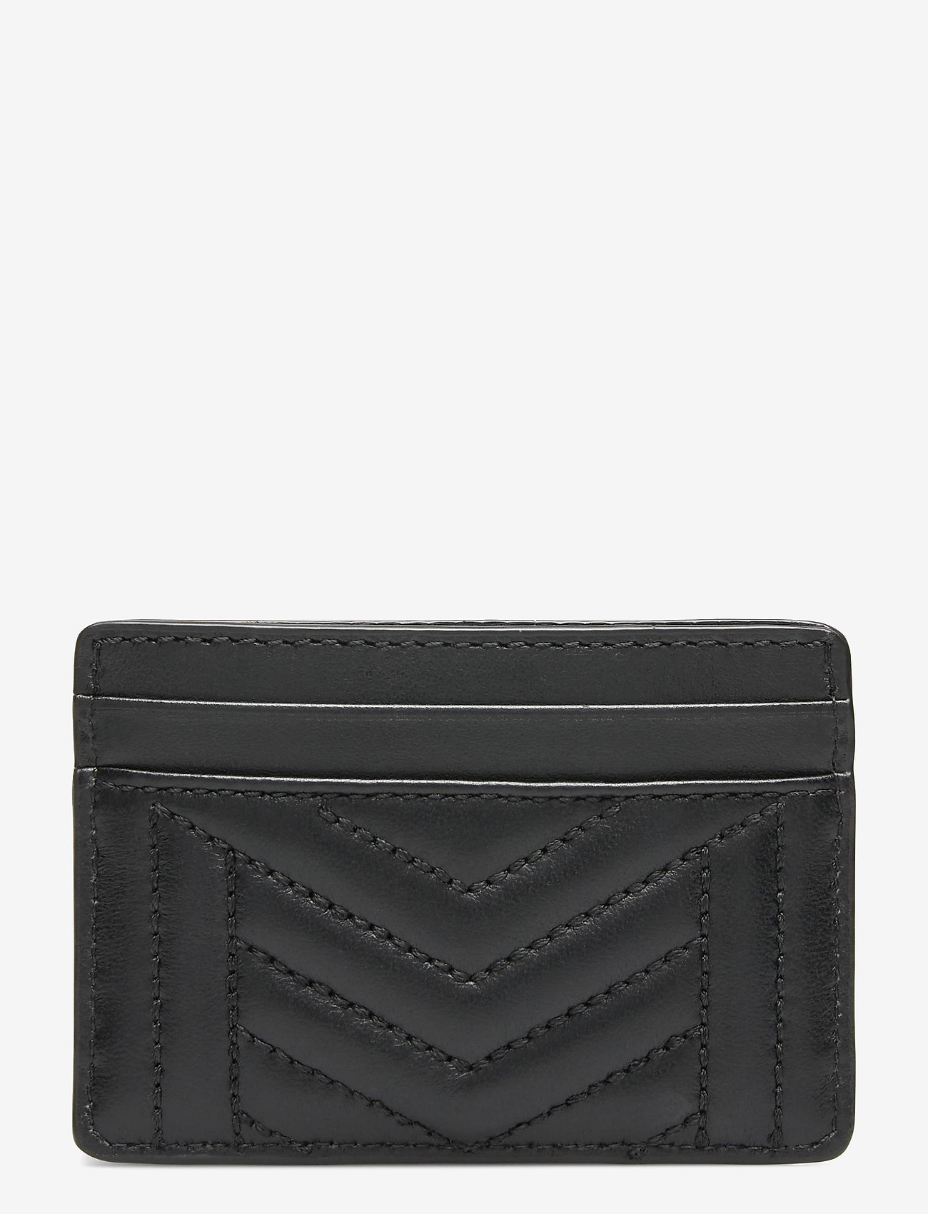 Michael Kors - CARD HOLDER - kaart houders - black - 1