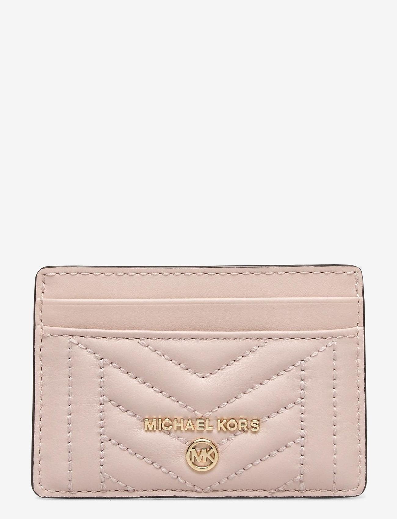 Michael Kors Bags - CARD HOLDER - kaart houders - soft pink - 0