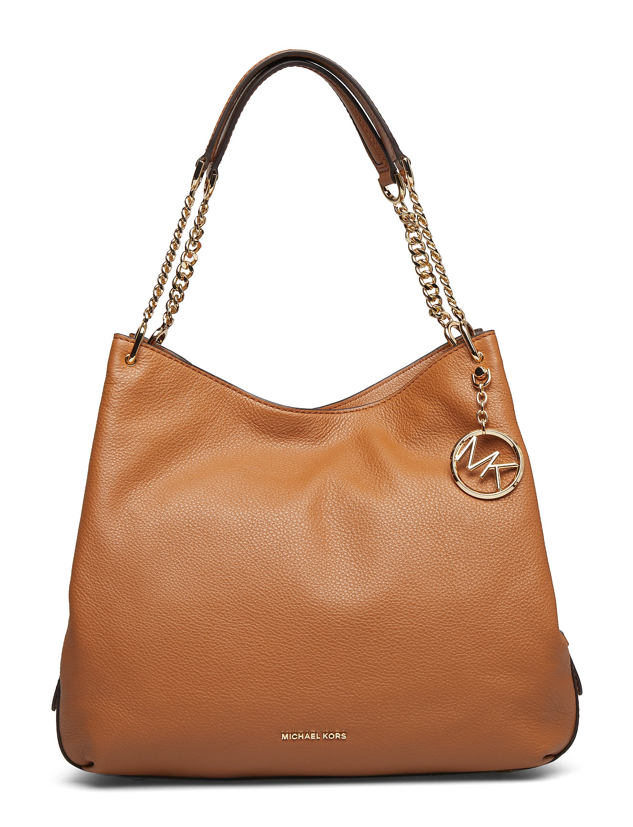 MICHAEL KORS Lillie Lg Shldr Tote Bags Shoppers Fashion Shoppers Braun MICHAEL KORS BAGS
