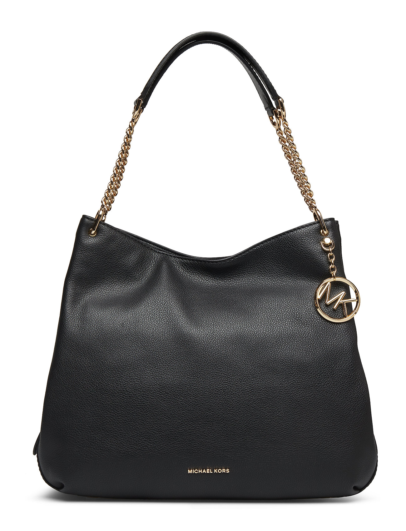 MICHAEL KORS Lillie Lg Shldr Tote Bags Shoppers Fashion Shoppers Schwarz MICHAEL KORS BAGS