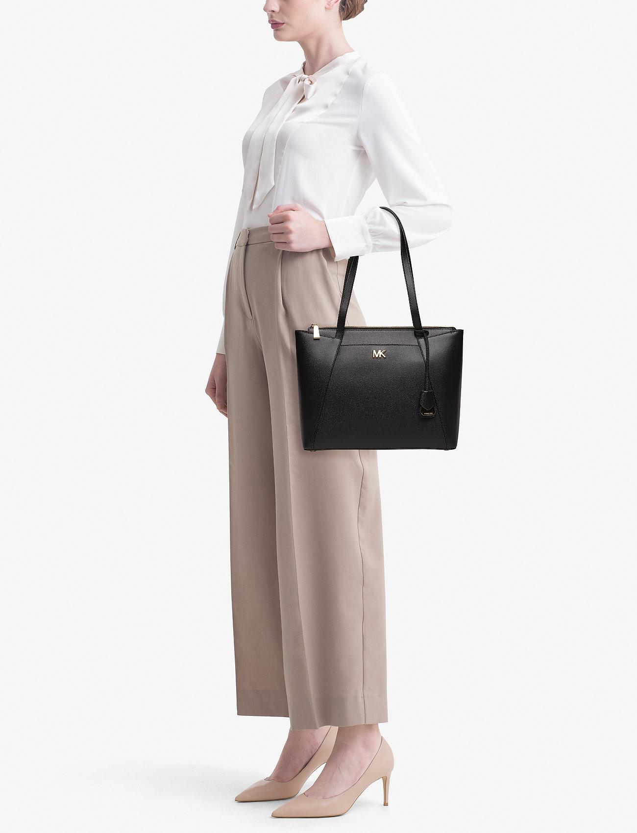 e5b876f77920 Maddie Md Ew Tz Tote (Black) (£250) - Michael Kors Bags - | Boozt.com