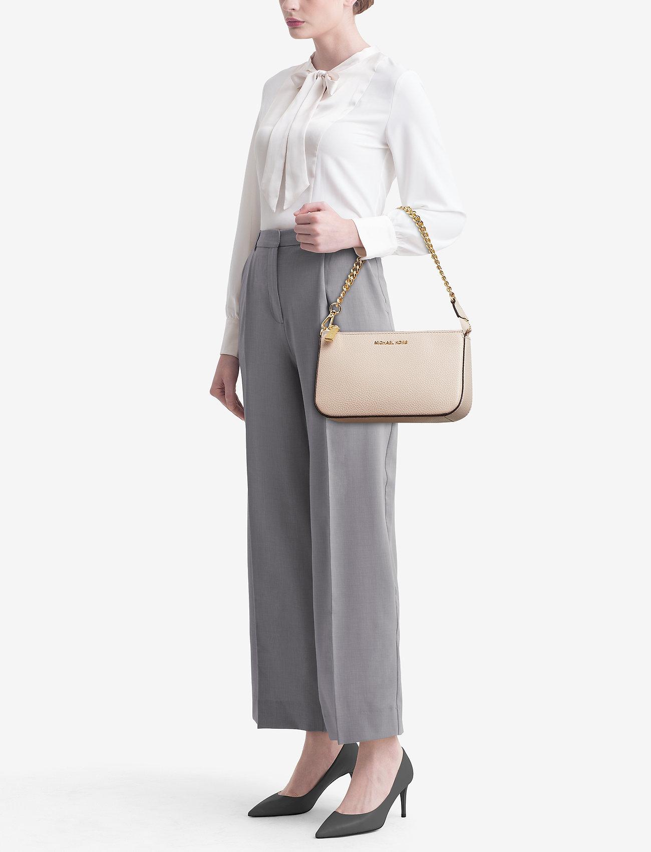 Md Pouchettesoft Clutches Bags Chain PinkMichael Kors Pouchesamp; 8mOyvn0wN