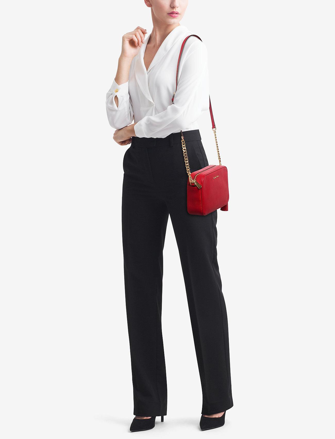 Michael Kors Bags MD CAMERA BAG - BRIGHT RED