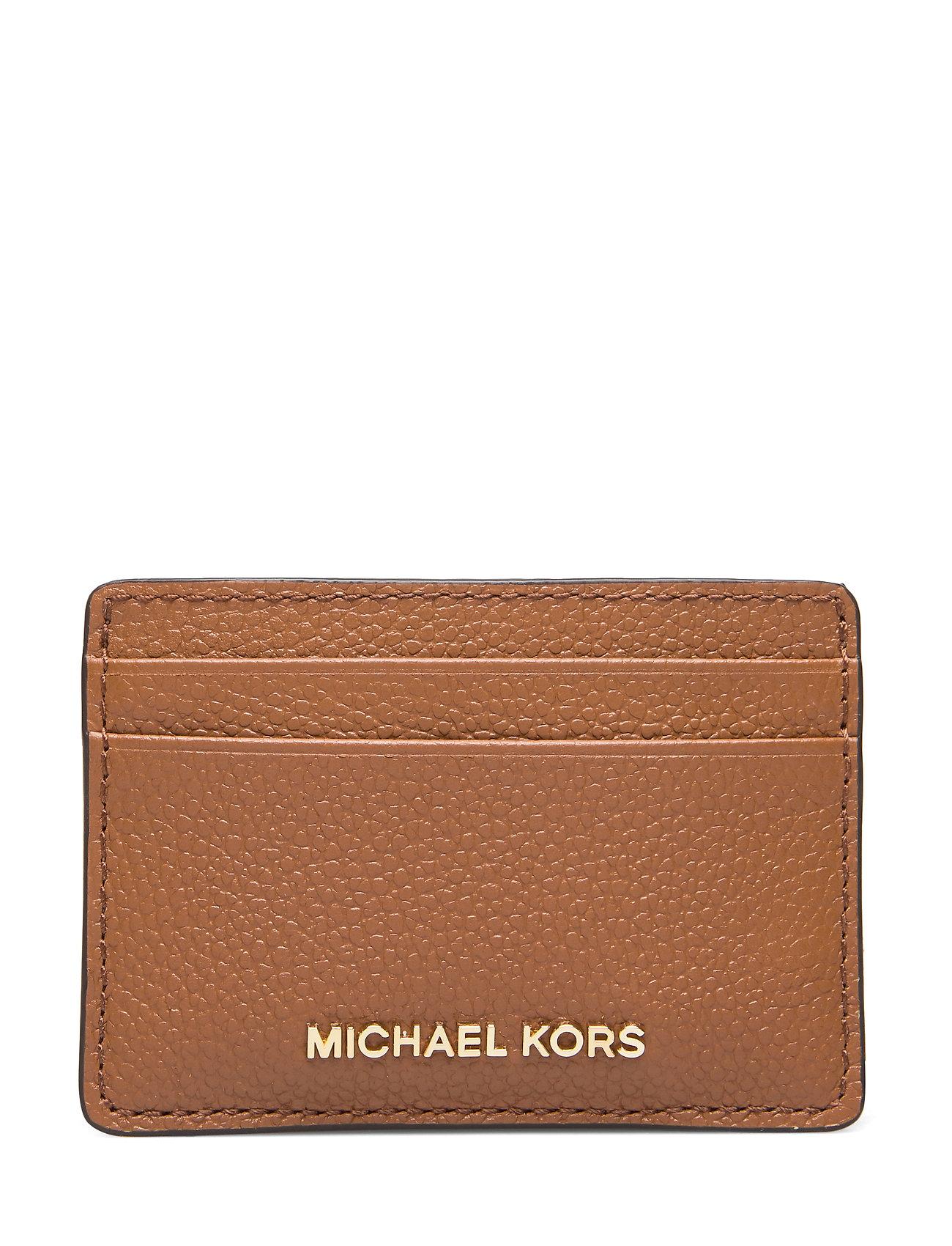 Michael Kors Bags CARD HOLDER - LUGGAGE