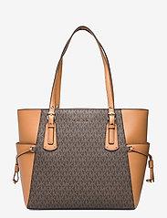 Michael Kors Bags - EW TOTE - fashion shoppers - brn/acorn - 0