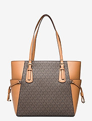 Michael Kors Bags - EW TOTE - fashion shoppers - brn/acorn - 1