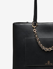 Michael Kors Bags - MD RBN CHN TOTE - fashion shoppers - black - 3