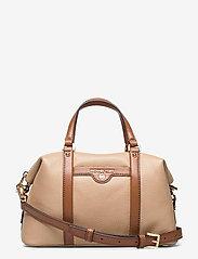 Michael Kors - SM SATCHEL - shoulder bags - camel multi - 0