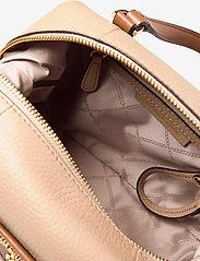 Michael Kors - SM SATCHEL - shoulder bags - camel multi - 4