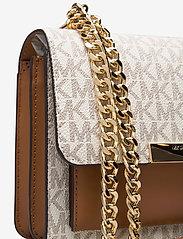 Michael Kors Bags - XS GUSSET CROSSBODY - tassen - vanilla/acrn - 3