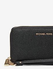 Michael Kors - LG FLAT MF PHN CASE - beurzen - black - 3